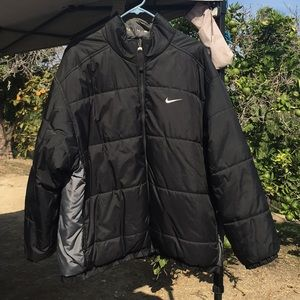 Men's Reversible Nike Jacket; LIKE NEW